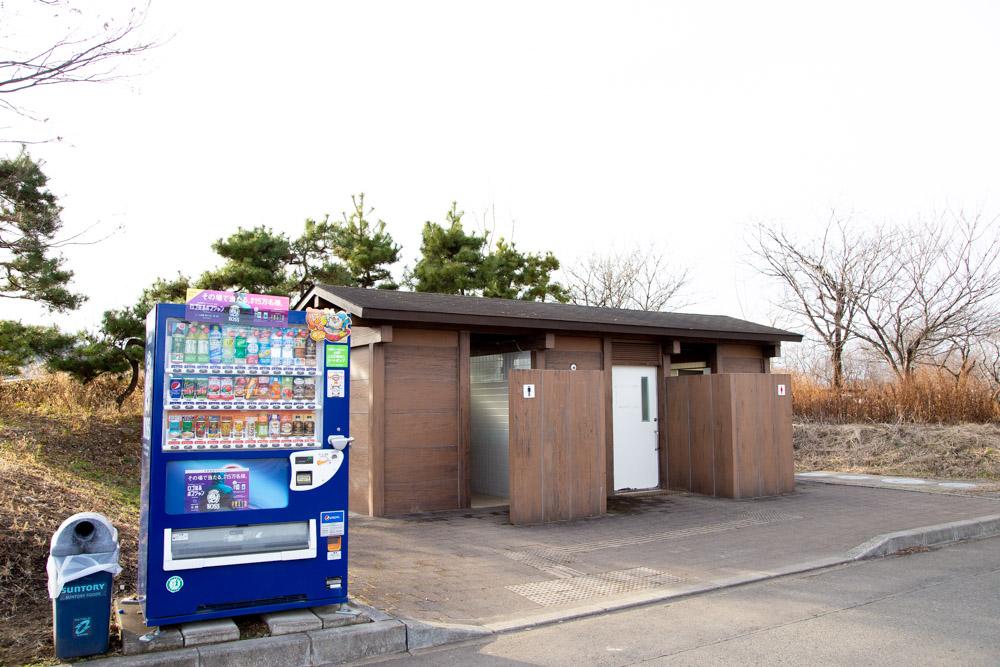 神川ゆ〜ゆ〜ランドのトイレ