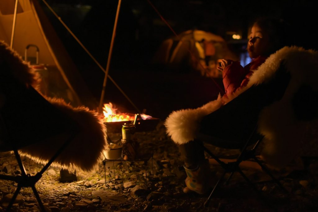 本番キャンプ