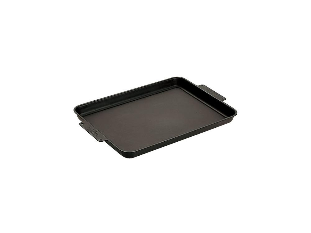 グリルプレート黒皮鉄板