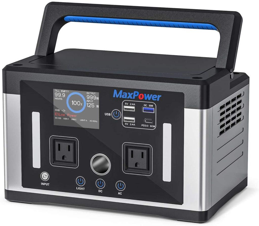 マックスパワー MP700J