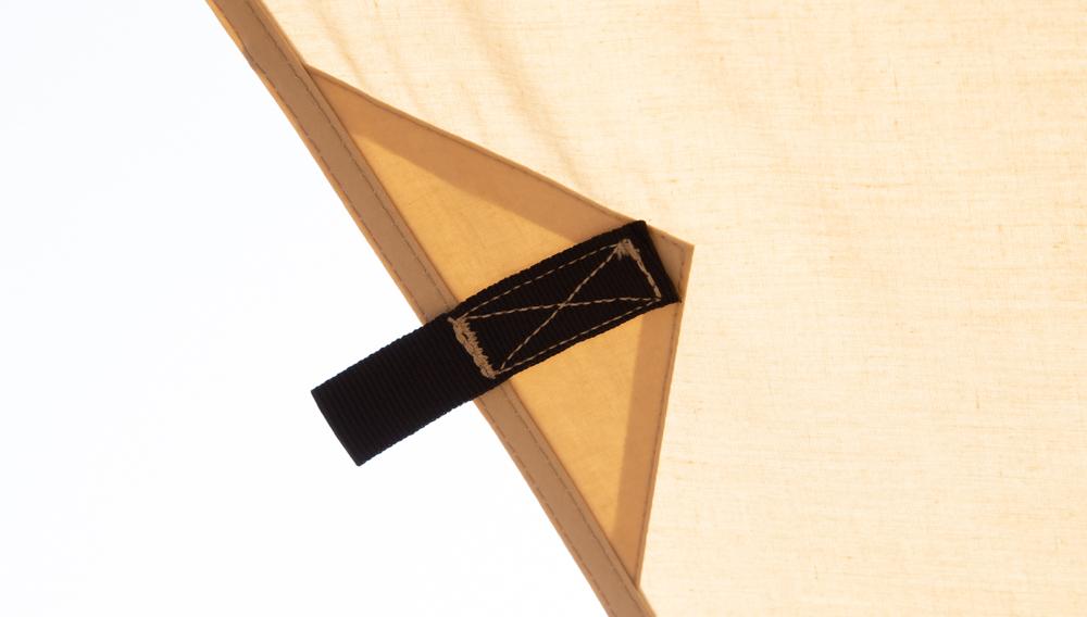 Soomloom タープ 縫製